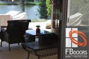 FB Doors Impact Glass