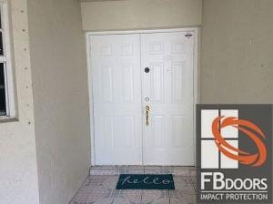 Renovated Door - Before