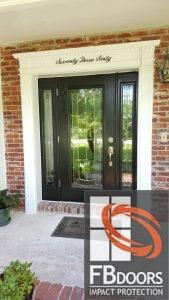Security for doors