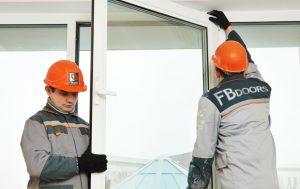Installation of windows