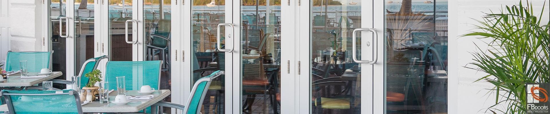 Store Front Fb Doors Best Impact Glass Doors And