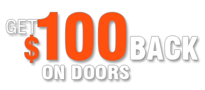 FB Doors - Get $100 Back On Windows
