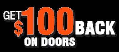 FB Doors - Get $100 Back On Windows