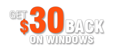FB Doors - Get $30 Back On Windows
