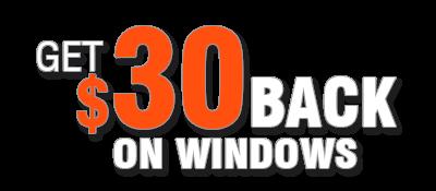 FB Doors - Get $30 Back On Windows
