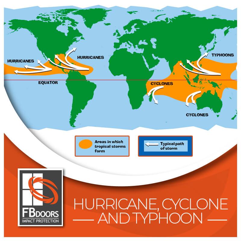 Hurricane cyclone typhoon