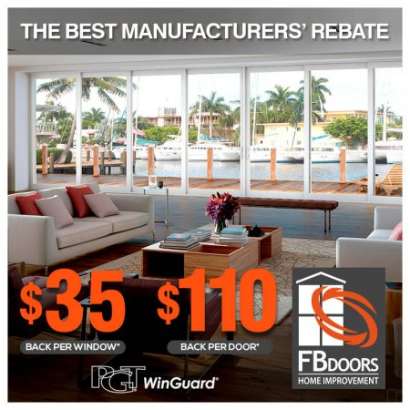 The best manufacturer's rebate